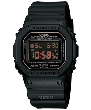 G-Shock DW-5600MS-1