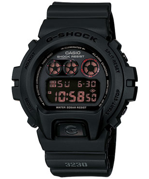 G-Shock DW-6900MS-1JF