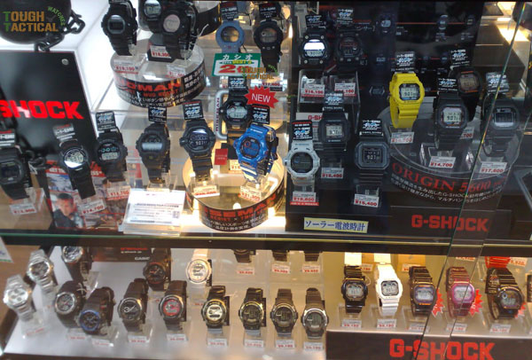 G-Shock-Crazy-Collection