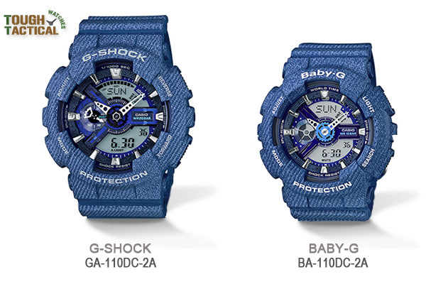 G-Shock-Denim-Series