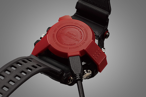 G-Shock GPR-B1000 series with Dual Charging System