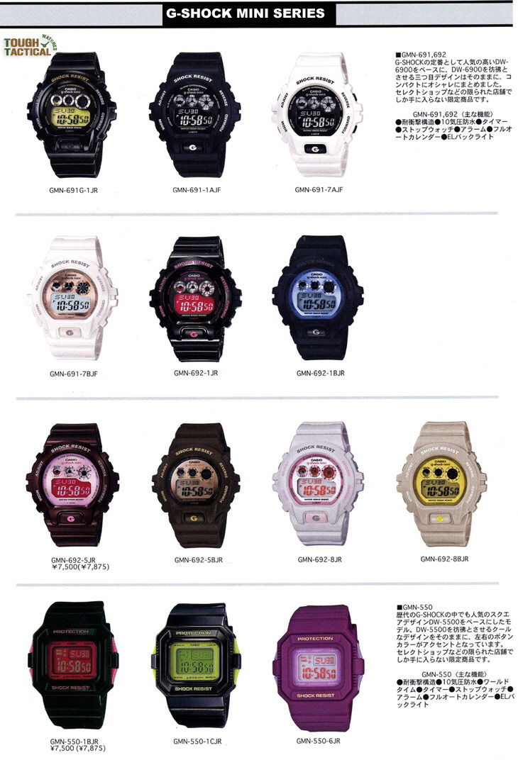 g-shock-mini-series-models