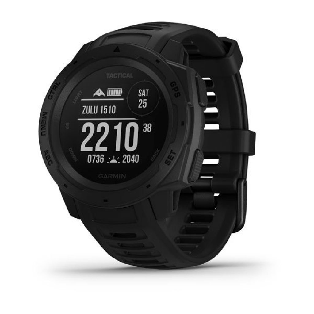 Garmin Instinct Tactical Series #3