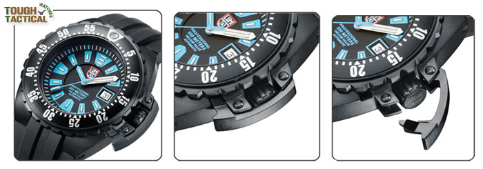 Luminox-Special Locking Rotating Bezel