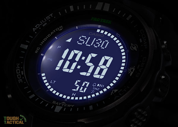 Casio Protrek PRW-3000 series