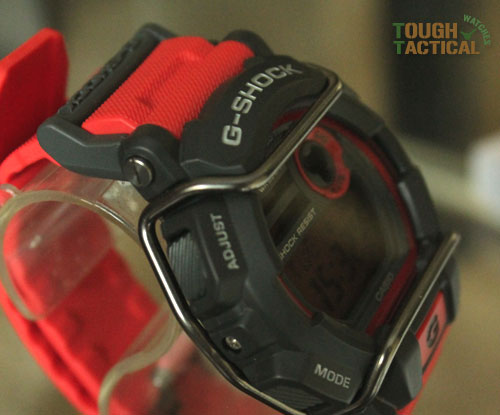 Red G-Shock GD-400-4_15