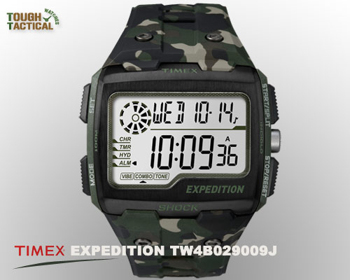 TIMEX-Expedition® Grid-Shock Camouflage