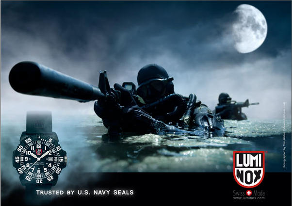 luminox tactical watches