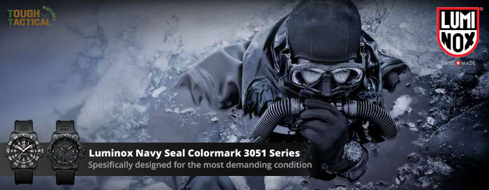 the-Best-Luminox Navy Seal 3051 Series