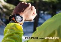 Casio Protrek WSD-F20 Series- The Next Generation of Tough and Tactical Smartwatch