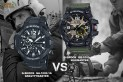 G-Shock GG-1000 Mudmaster VS GA-1100 Gravitymaster – Which One Do You Choose?